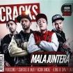 Portada de 'Cracks', disco de Mala Juntera.