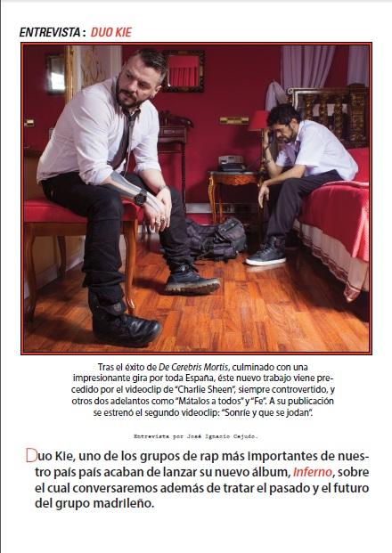 Cliquee sobre la imagen para leer la entrevista.