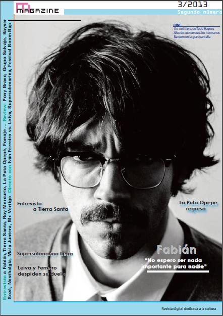 Segunda edición de la revista