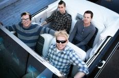 Fotografía promocional de Offspring.