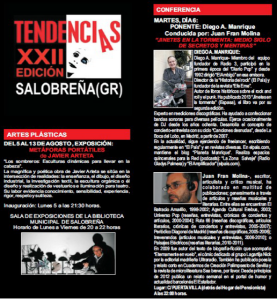 Conferencias del Festival Tendencias XXII