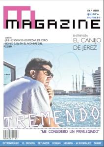El rapero es portada del 5º número de nuestra revista: http://issuu.com/magomagazine/