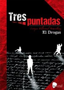 Portada del poemario de Enrique Villareal, 'El Drogas'.