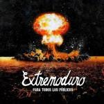 Portada del nuevo trabajo de Extremoduro.