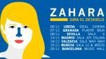 Zahara 2014 vuelta a escenarios