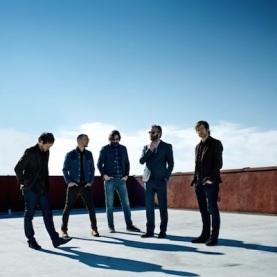 Fotografía promocional de la banda de Ohio.