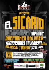 Sicario reaparece en su ciudad natal en el Aniversario deMuchacalle