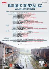 Quique González presentará su nuevo disco en IndustrialCopera