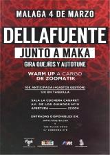 Dellafuente trae a Málaga los quejíos y elautotune