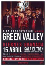Green Valley trae su fuego a la Sala elTren