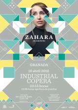 Zahara, dispuesta a 'santificar' la Industrial Copera deGranada