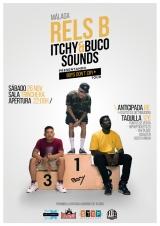 Rels B aterriza en Málaga en plena gira de 'Boys don'tcry'