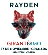 Rayden lleva 'Girantónimo' aGranada